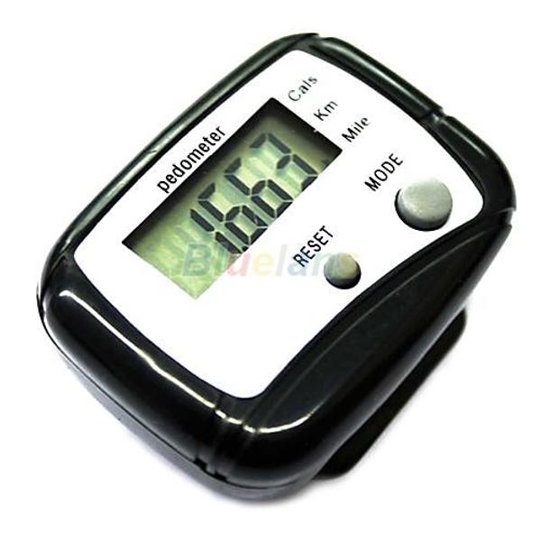 Bilde av Skritteller Digital Pedometer