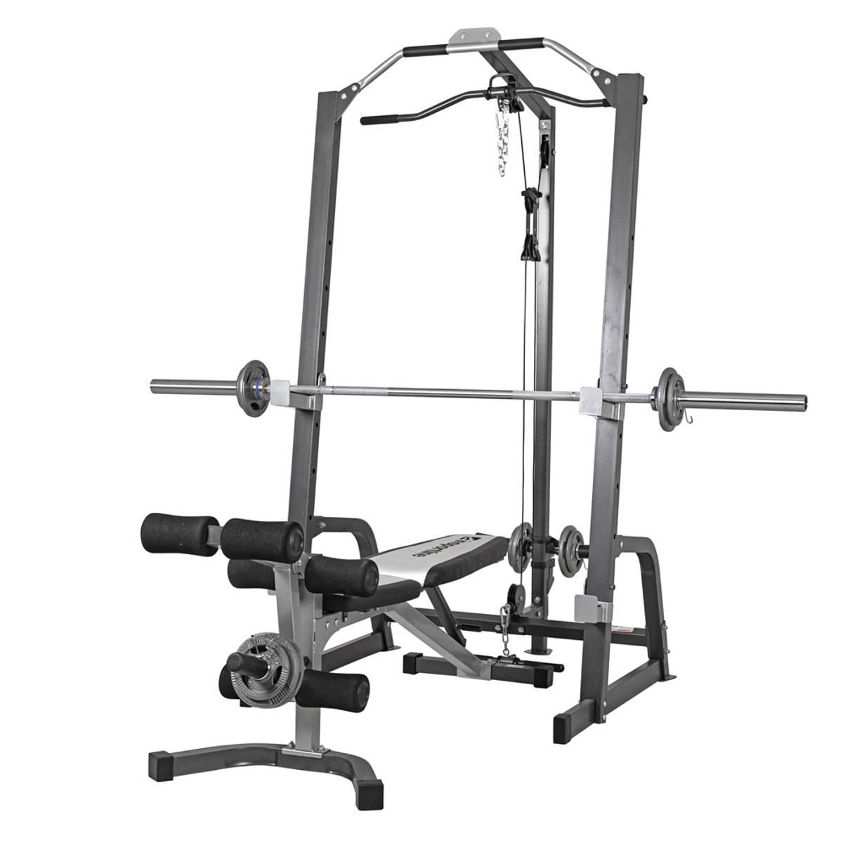 Multi gym Power Rack inSPORTline PW60